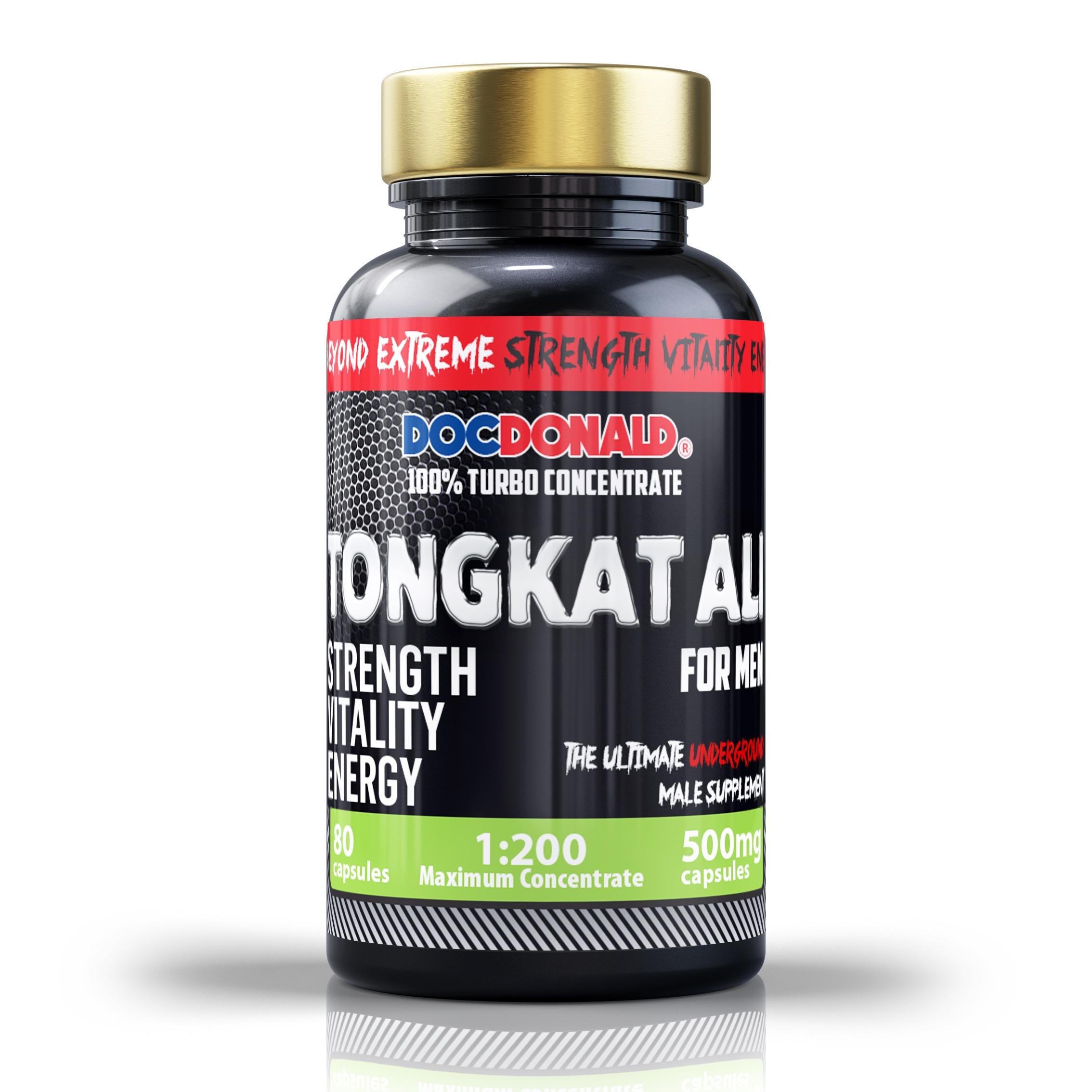 Tongkat Ali Singapore 1 Bottle